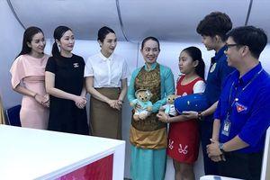 Vietnam Airlines biến ước mơ của người phụ nữ nghèo thành hiện thực