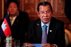 Ông Hun Sen lên tiếng về tin đồn cho Trung Quốc đặt căn cứ hải quân ở Campuchia
