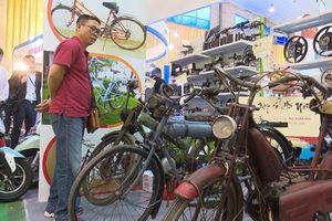Mục sở thị những chiếc xe đạp cổ trăm tuổi giá cả chục nghìn USD ở Hà Nội