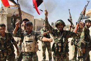 Syria giải phóng miền Nam, 'chiến binh hổ' sắp vào Idlib