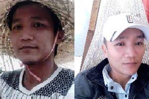 Thanh niên mất tích sau tai nạn: Đôi nam nữ chở đi