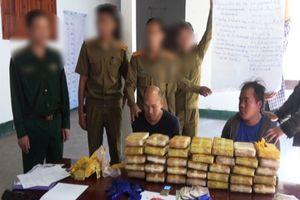 Bắt 210.000 viên ma túy tổng hợp từ đường dây buôn bán xuyên quốc gia