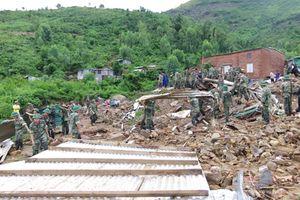 Khánh Hòa khẩn trương khắc phục hậu quả mưa lũ