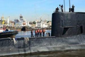 Tàu ngầm Argentina mất tích cùng 44 thủy thủ: Phát nổ khi chìm xuống biển