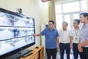 Camera Viettel giúp huyện Bảo Thắng giữ gìn an ninh, giám sát giao thông