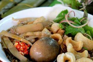 Săn dã quỳ ở phố núi Gia Lai, nhất định phải thử món 'bún cua thối'