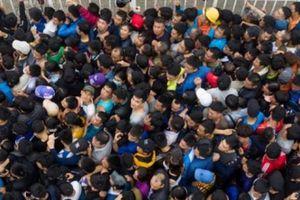 Vé xem AFF Cup: Sự khác biệt khó tin giữa Myanmar và Việt Nam