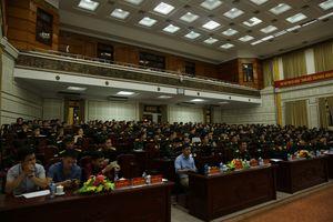 Tập huấn hướng dẫn sử dụng phần mềm kế toán đơn vị dự toán, sự nghiệp trong Bộ Quốc phòng