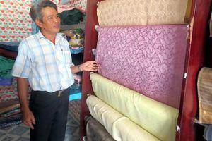 Làng nghề Mã Châu cần có nghệ nhân