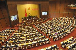 Quốc hội dự kiến thông qua 8 luật, 1 nghị quyết