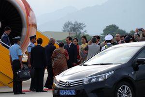 Tổng thống Ấn Độ thăm cấp Nhà nước Việt Nam