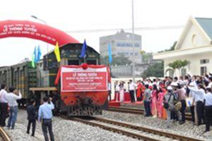 Nhiều sai phạm tại dự án cải tạo đường sắt Yên Viên- Lào Cai