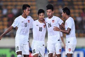 Sếp lớn Myanmar nói gì trước trận đấu với Việt Nam tại AFF Cup 2018