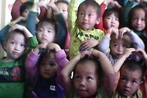 Skype - Lớp học không biên giới với trẻ mầm non vùng khó khăn