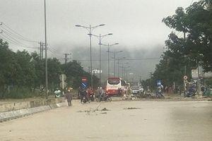 Khánh Hòa: Giao thông tại nhiều tuyến đường bị gián đoạn, chia cắt do mưa lớn