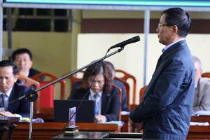 Cựu trung tướng Phan Văn Vĩnh: Bị cáo hết sức ân hận