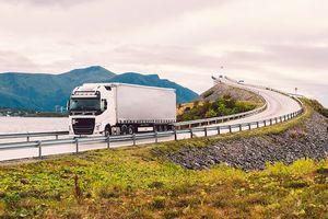 Tuyệt phẩm đường bộ ở đất nước Na Uy