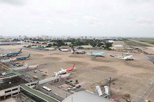 Sân bay Tân Sơn Nhất sắp có thêm 37 bến đậu máy bay