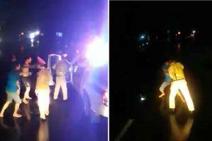 Vụ 'CSGT bị tố đánh nhau với tài xế': 'Tôi đi đúng, không đánh CSGT'