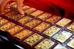 Giá vàng trong nước tiếp tục tăng nhẹ phiên đầu tuần