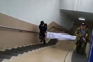 Phát hiện người đàn ông tử vong trong hầm đi bộ