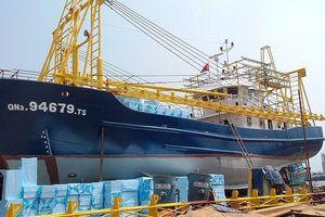 Đóng tàu vỏ thép theo Nghị định 67 tại Quảng Nam: Vì sao ngư dân không mặn mà với Nghị định mới?
