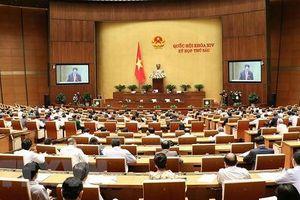 Tuần này, Quốc hội bế mạc Kỳ họp thứ 6, Quốc hội khóa XIV