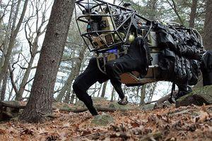 Tương lai gần của chiến tranh robot