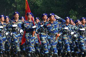 Xây dựng Cảnh sát biển Việt Nam 'cách mạng, chính quy, tinh nhuệ'