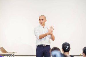 Diễn giả Trần Văn Hạ: Thành lập doanh nghiệp năm 4 đại học và tư duy người thầy