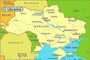 Tướng Ukraine cảnh báo 'chiến tranh lớn' nếu Nga đóng cửa cảng biển Azov