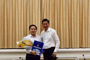 Bổ nhiệm ông Từ Lương giữ chức Phó giám đốc Sở Thông tin và Truyền thông TP.HCM