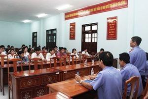 Bổ sung đối tượng nộp hồ sơ dự tuyển công chức đối với sinh viên khóa I, II, trường Đại học Kiểm sát Hà Nội