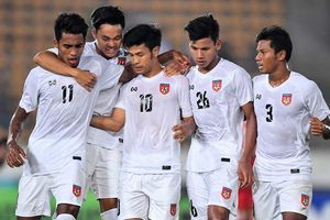 AFF Cup 2018: Những 'át chủ bài' của Myanmar