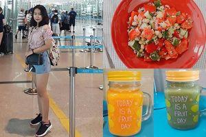 Chế độ ăn giúp girl xinh Ngoại ngữ giảm 5kg chỉ trong 7 tuần không cần vất vả tập luyện