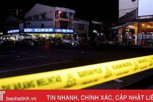 Ô tô lao vào nhà hàng ở Malaysia, ít nhất 5 người thương vong