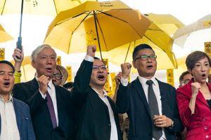 Hồng Kông xét xử các thành viên chủ chốt của phong trào Occupy Central