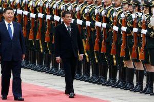 Tổng thống Philippines có thể bị xem là 'tay sai' của Trung Quốc