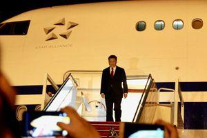 Trung Quốc, Brunei nâng cấp quan hệ lên tầm đối tác hợp tác chiến lược