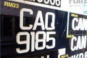 Malaysia sẽ đấu giá trực tuyến biển số xe ô tô