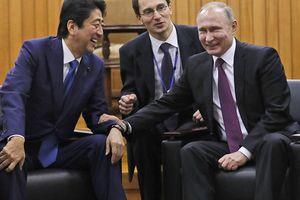 Quan hệ Nhật Bản-Nga đang phát triển với tốc độ chưa từng thấy