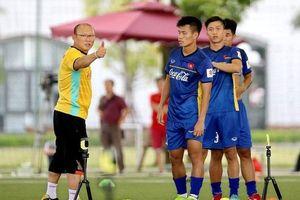 AFF Cup 2018: HLV Park Hang-seo sẽ dành 'tặng' Myanmar một bất ngờ lớn