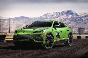 Lamborghini tung 2 phiên bản 'dị biệt' của Urus và Aventador