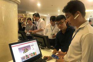 Sở Công thương TP.HCM: Ra mắt ứng dụng tương tác với doanh nghiệp
