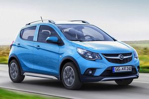 'Mổ xẻ' nguyên mẫu Opel Karl Rock của 'hàng hot' VinFast Fadil