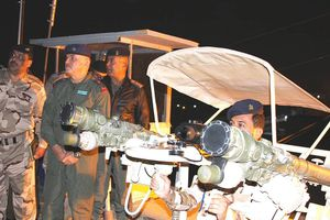 Tổ hợp 'Jigit' phối hợp với 'Pantsir –S1E' trong phòng không Iraq, kinh nghiệm Việt Nam cần học tập