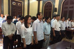 Khai mạc phiên xử cựu chủ tịch, tổng giám đốc Ngân hàng MHB