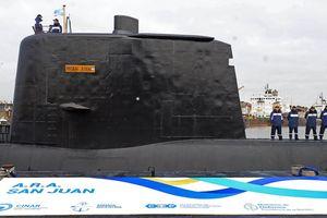 Argentina không có khả năng trục vớt tàu ngầm San Juan