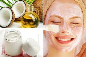 Cách chăm sóc da bằng dầu dừa tại nhà hiệu quả nhất
