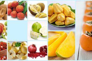 Những loại trái cây ăn nhiều dễ bị nổi mụn, bạn có biết?